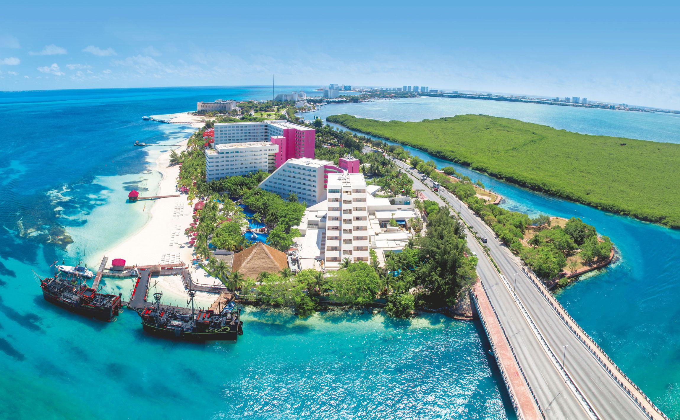 Grand Oasis Palm - Cancun | STSVacations  |Oasis Palm Cancun