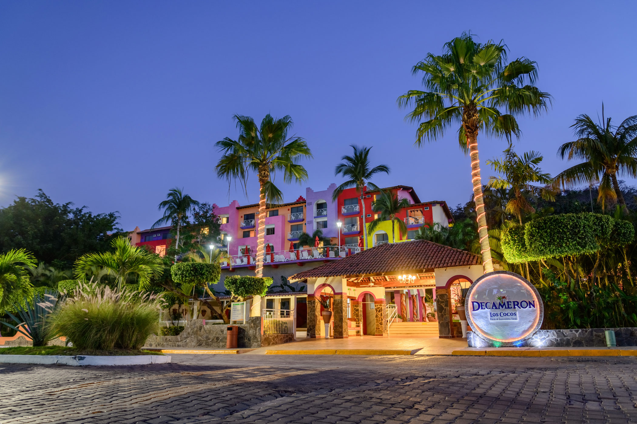 Decameron Los Cocos Hotel Riviera Nayarit Transat