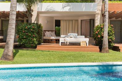 excellence playa mujeres cancun transat. Black Bedroom Furniture Sets. Home Design Ideas