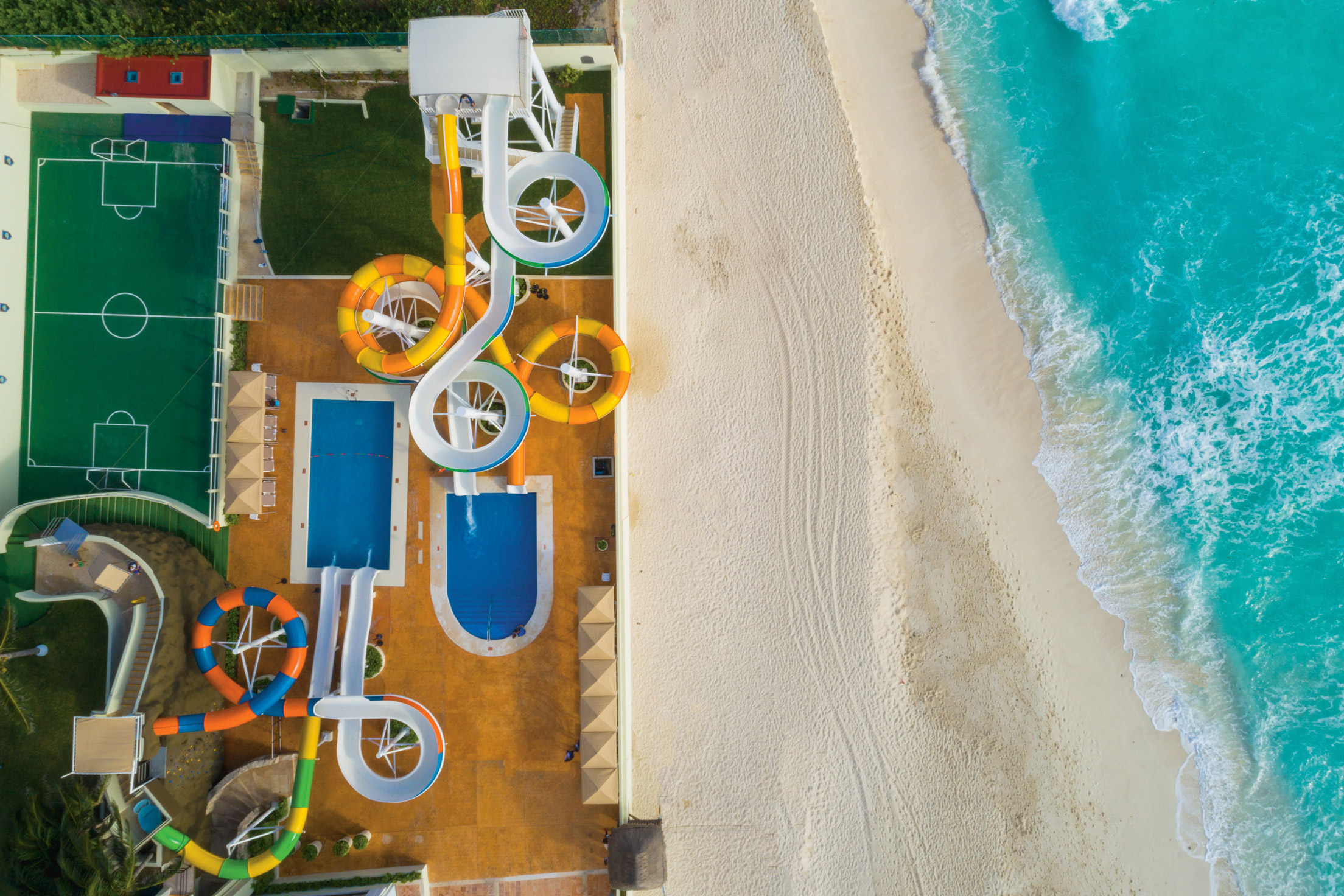 Crown Paradise Cancun >> Crown Paradise Club Cancun Cancun Transat