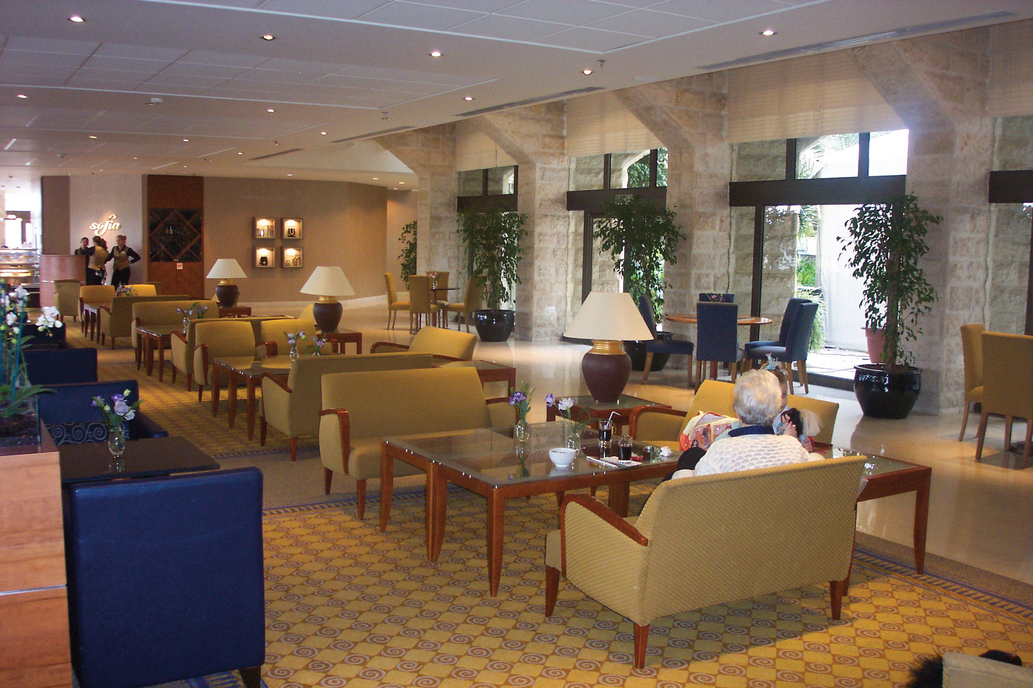 The Inbal Hotel Jerusalem