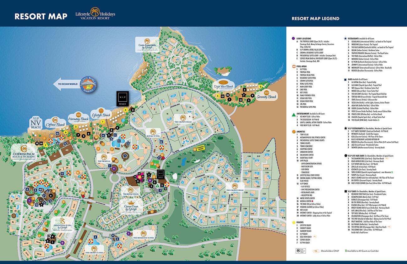 Cofresi Palm Beach And Spa Resort Puerto Plata Transat
