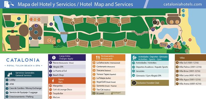 Catalonia Royal Tulum Beach & Spa Resort - Riviera Maya   Transat