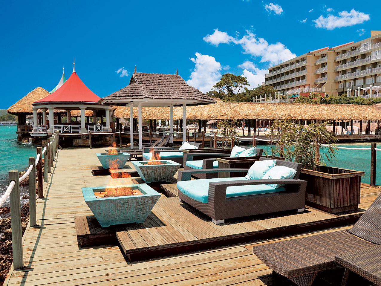 8753c098d295a Restaurants and bars - Sandals Ochi Beach Resort - Ocho Rios