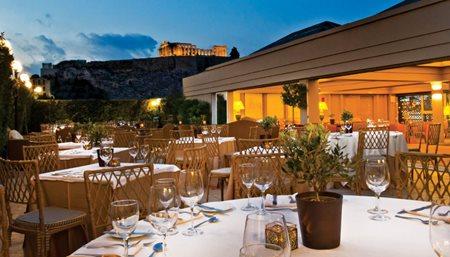 """Acropolis Secret"" Roof Garden Bar Restaurant"