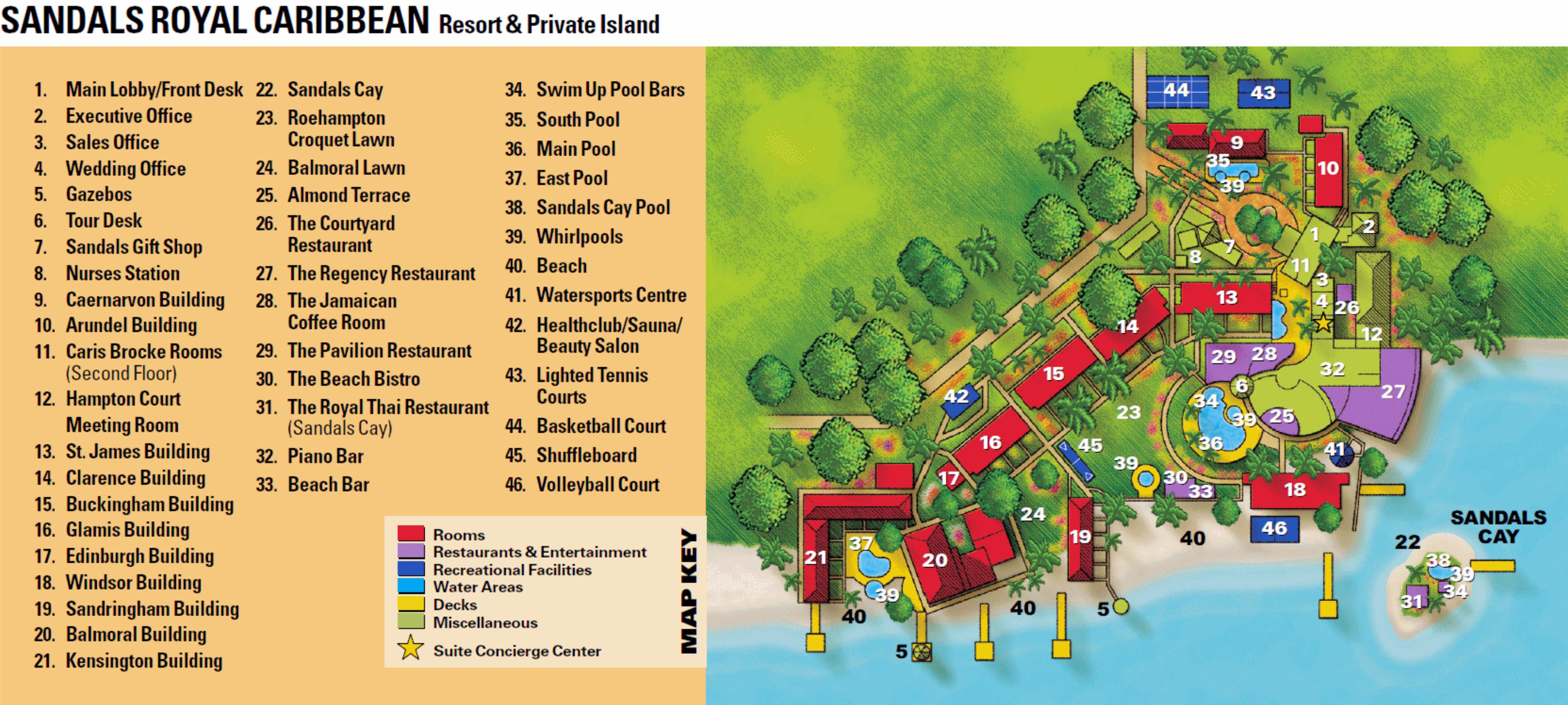 Sandals Royal Caribbean  Montego Bay  Transat