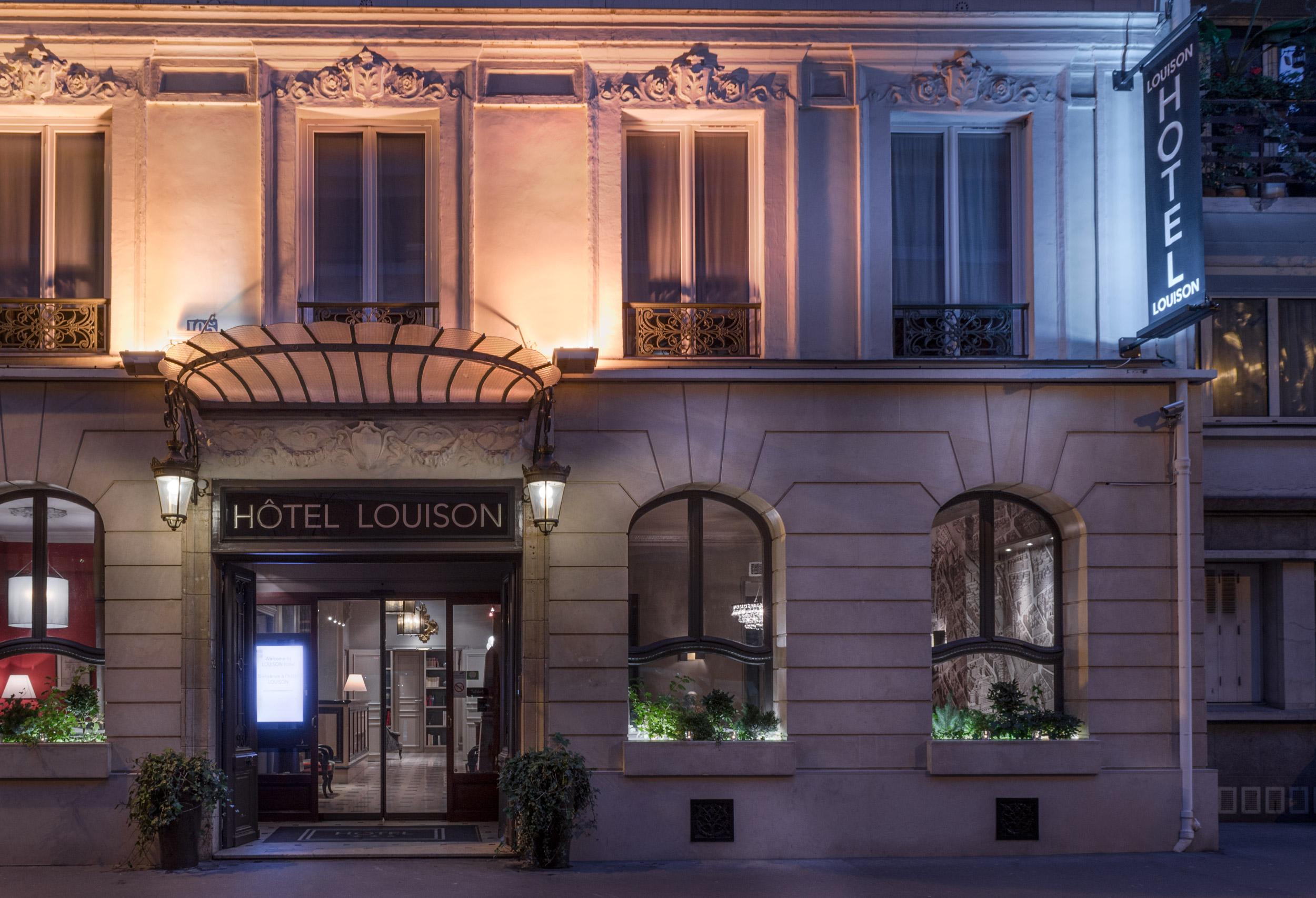 Hotel De La Paix Montparnasse Hotel Louison Paris Transat