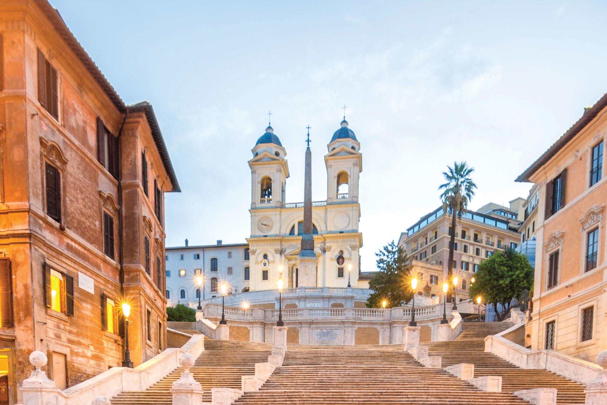 Last Minute Cruises >> Rome, Florence & Venice - Rome | Transat