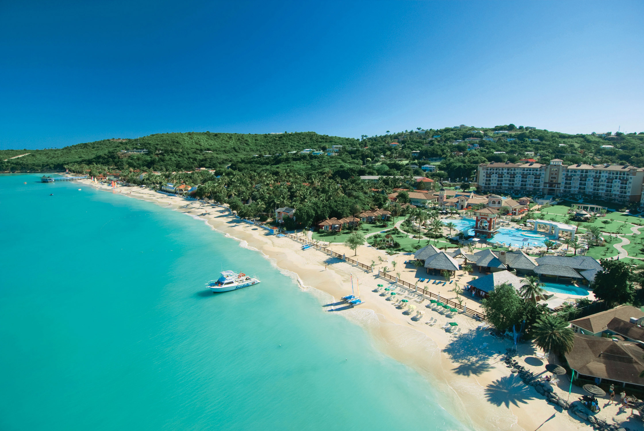 Sandals Grande Antigua Resort & Spa