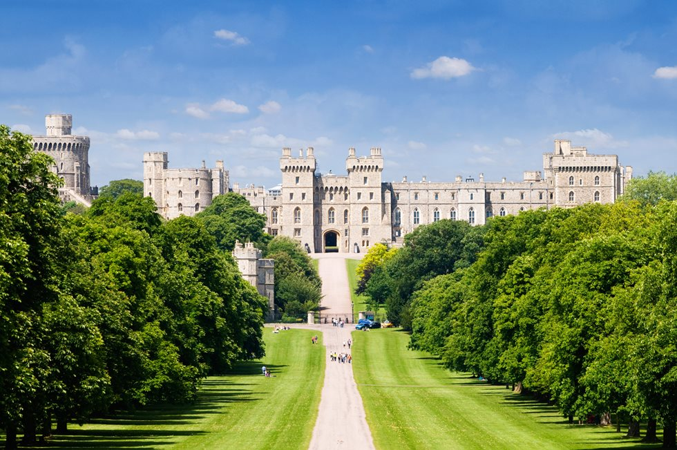 Windsor Castle Stonehenge Bath