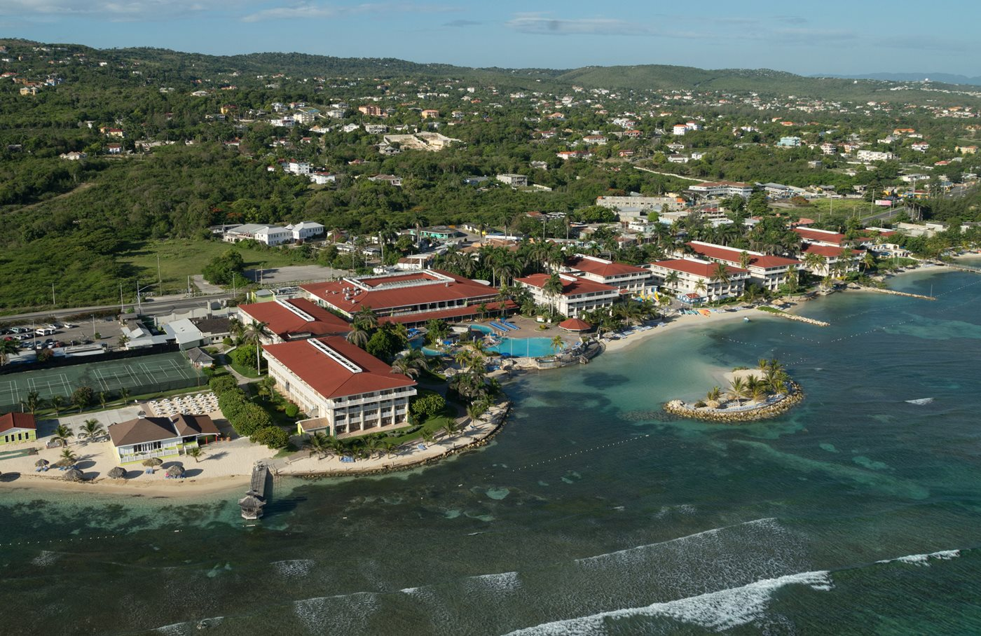 Holiday Inn Resort Montego Bay  Montego Bay  Transat