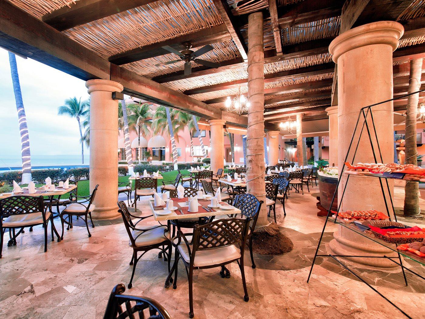 Restaurants And Bars Villa Del Mar Beach Resort Spa Puerto