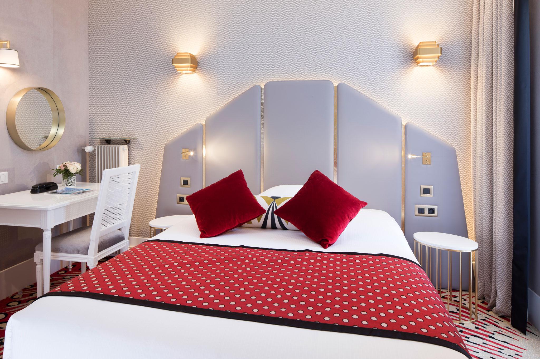 H tel victor hugo paris transat for Hotel paris chambre 4 personnes