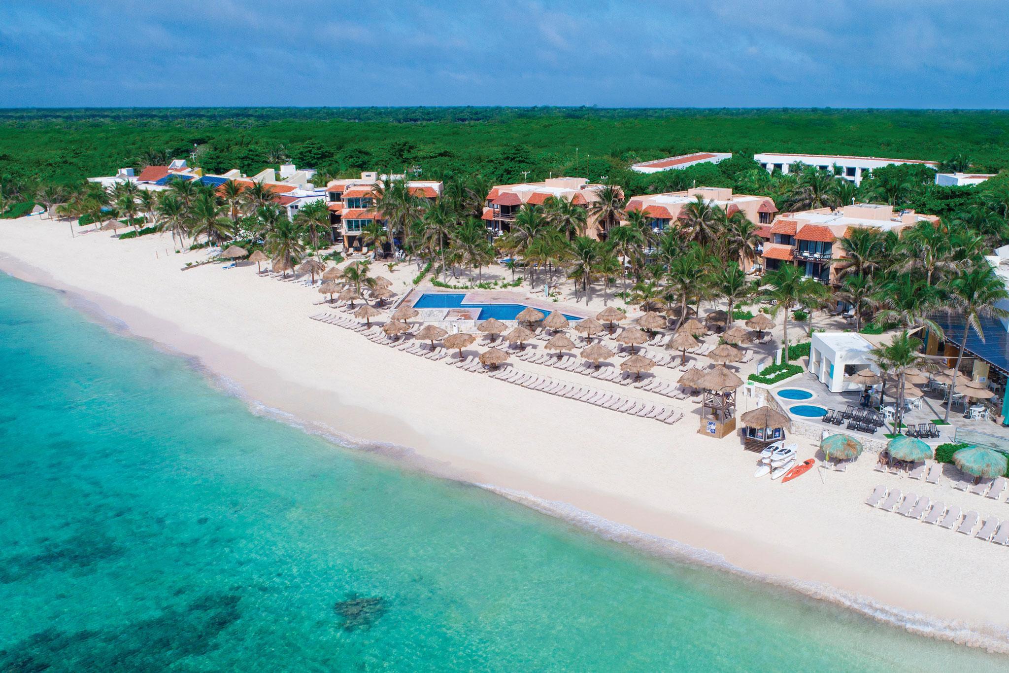 Last Minute Cruise Deals >> Sunscape Akumal Beach Resort & Spa - Riviera Maya | Transat