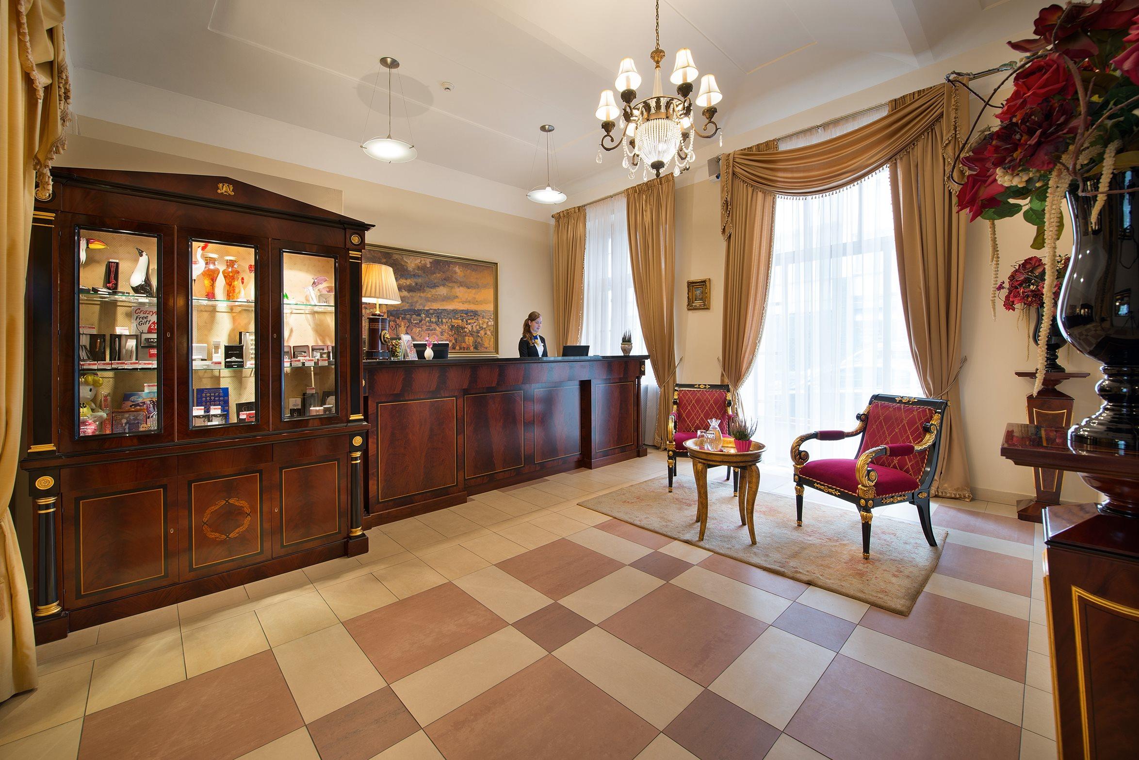 Hotel Embassy Prague Prague Transat