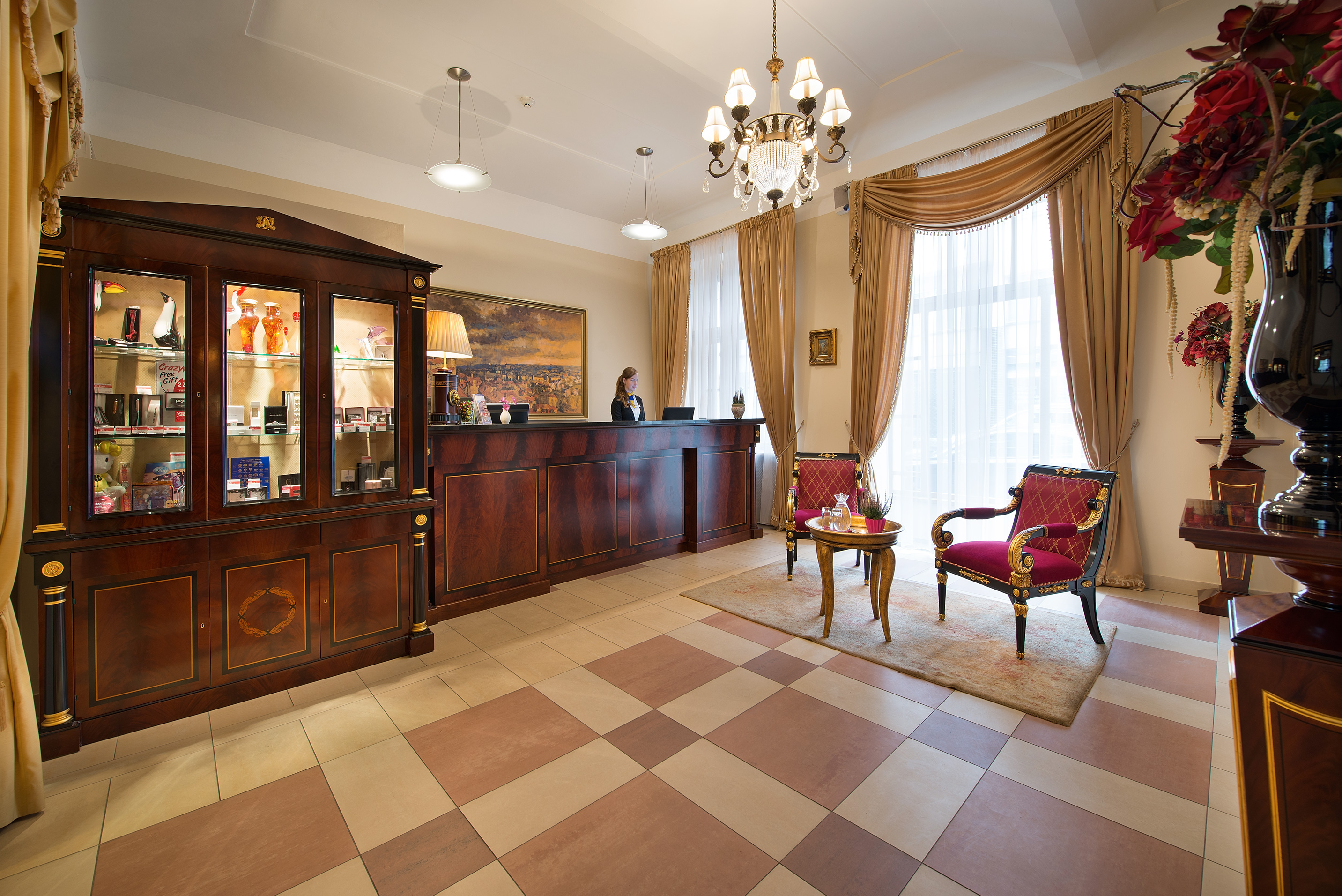 Hotel Embassy Prague