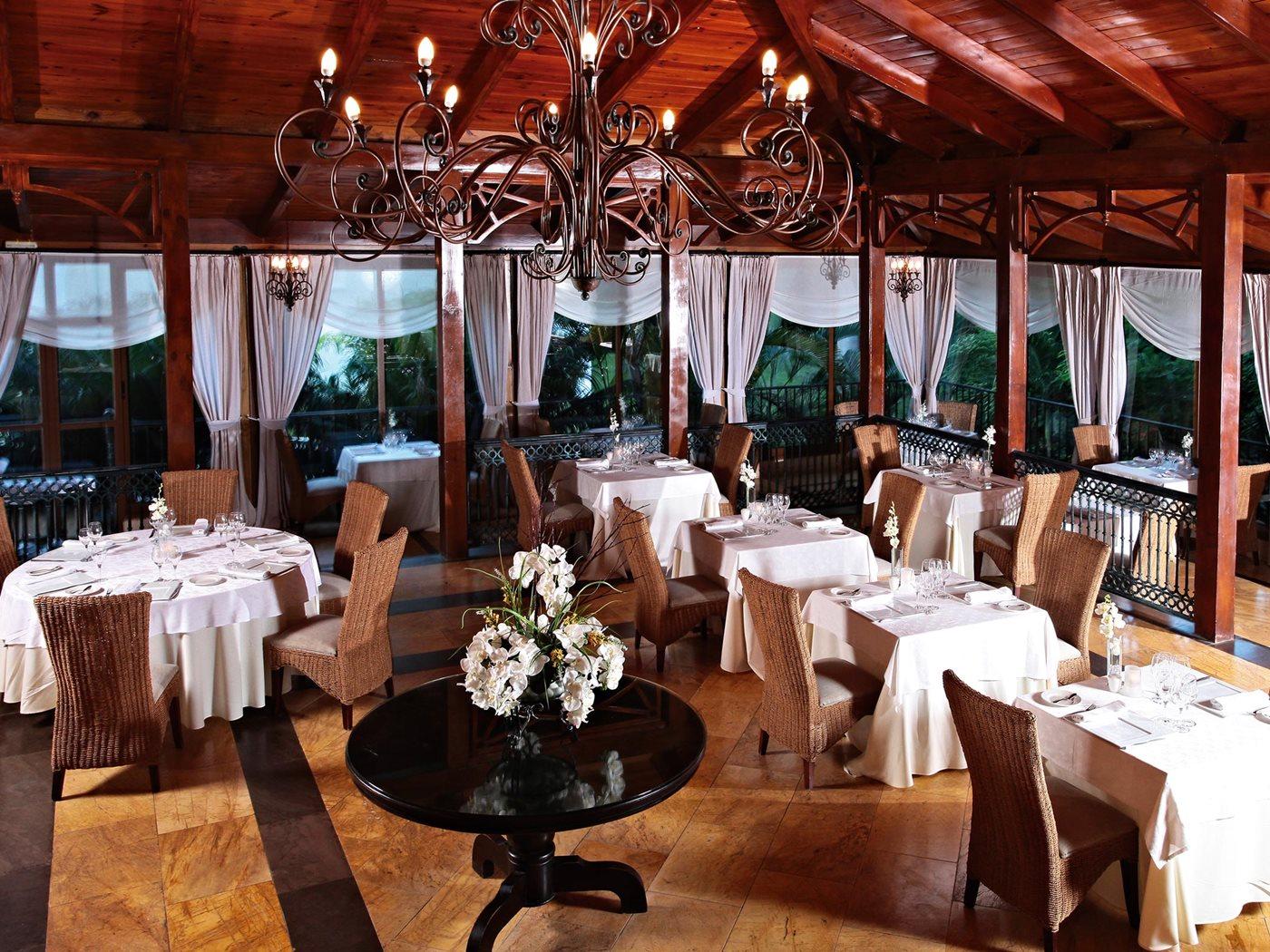 Don Pablo Restaurant, Bahia Principe Luxury Cayo Levantado