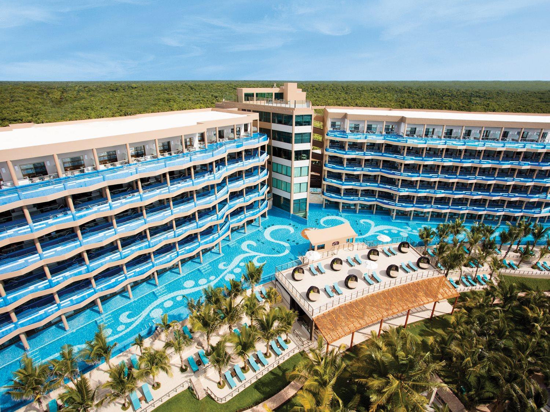 El Dorado Seaside Suites Riviera Maya Transat