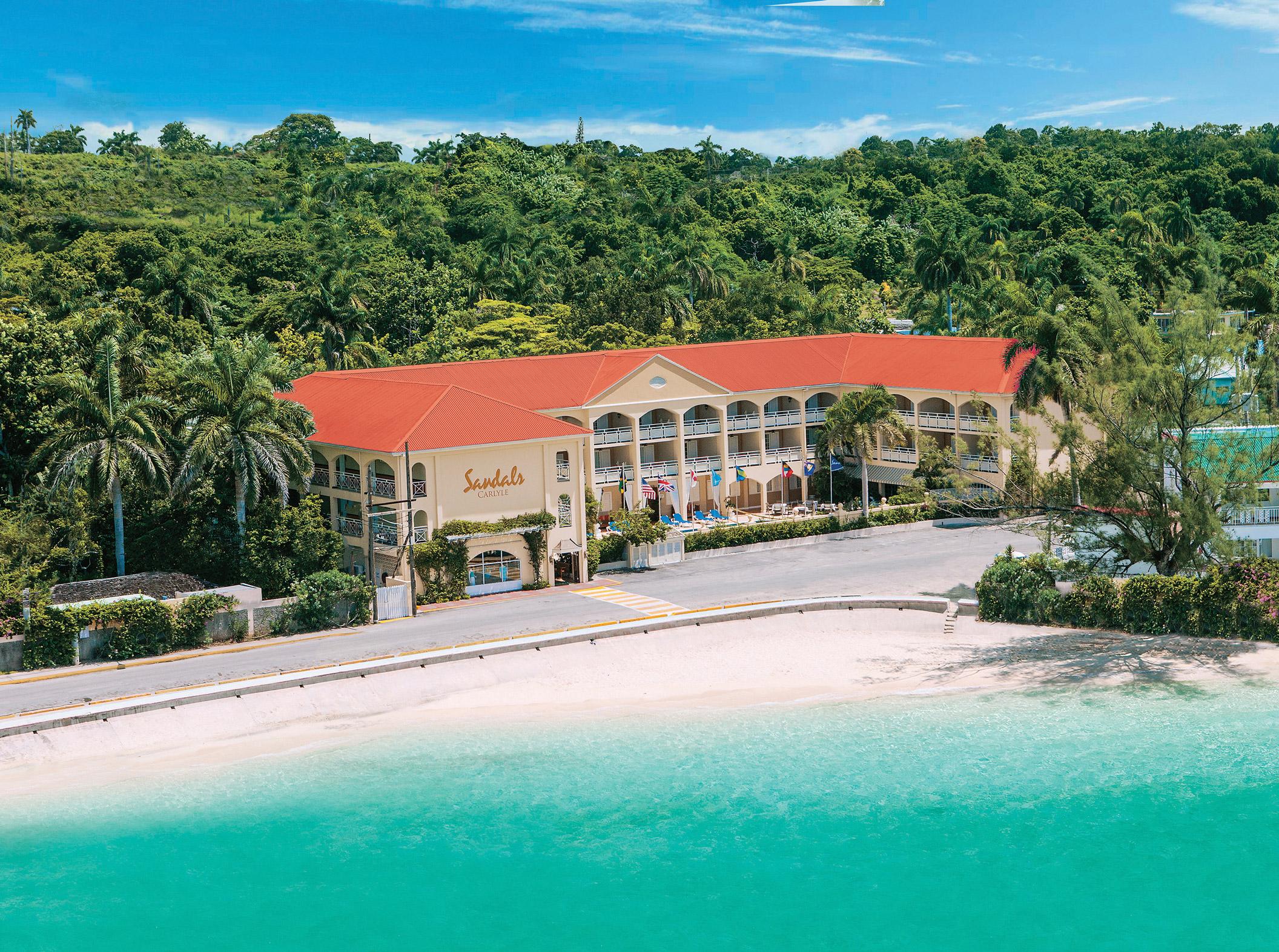 Sandals Inn Montego Bay Transat
