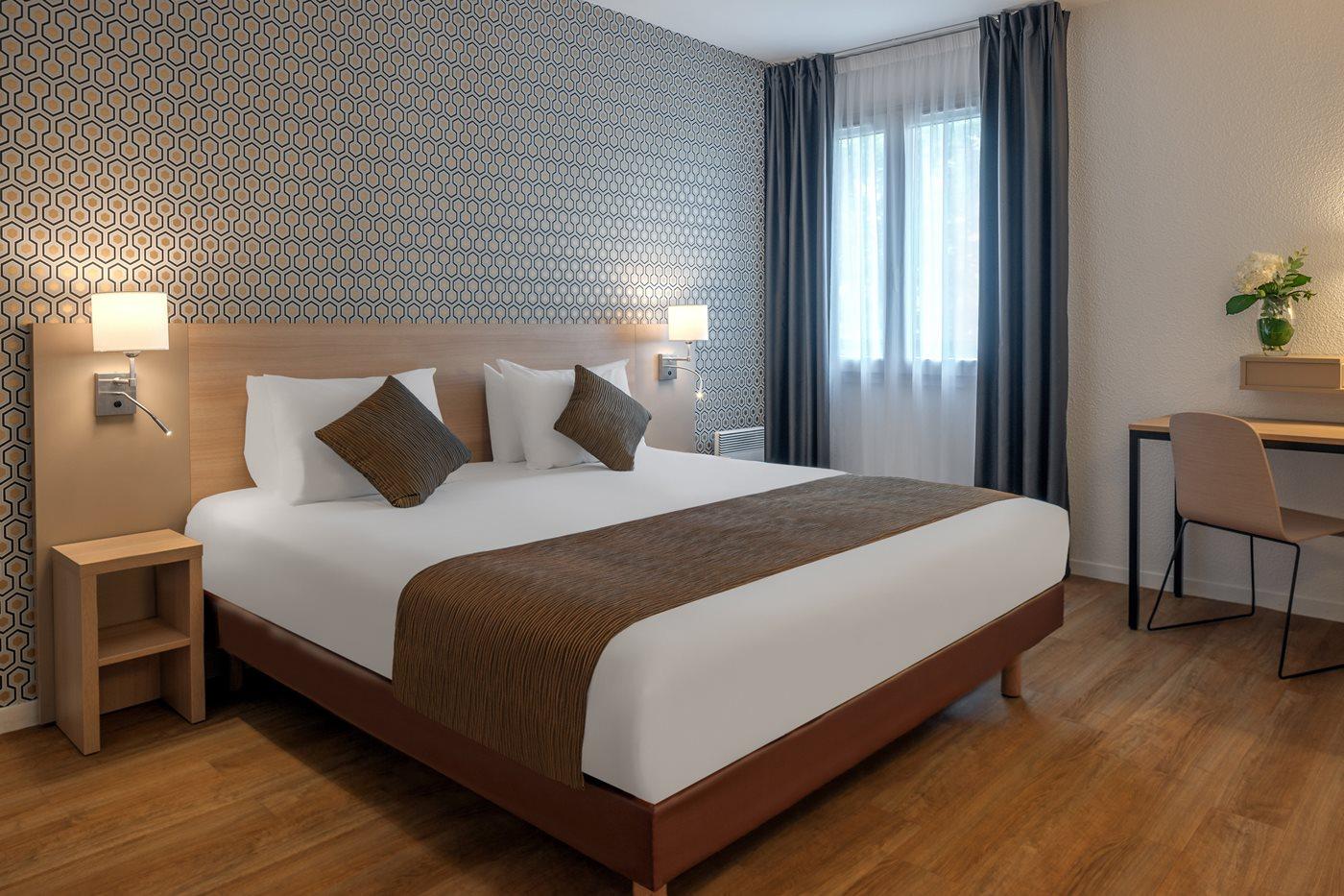 Chambres apart 39 hotel citadines bastille gare de lyon - Chambre d hote paris gare de lyon ...